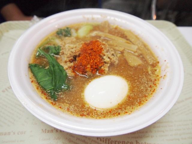 辛味噌坦々麺 (1)