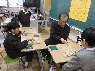 ノートルダム学院小将棋クラブ260214 008