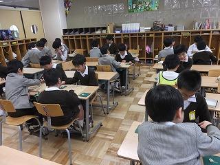 ノートルダム学院小将棋クラブ260214 001