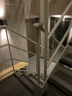 階段室の上から1