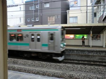 普通の埼京線