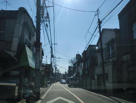 岩槻街道2