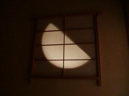 茶室の灯り2