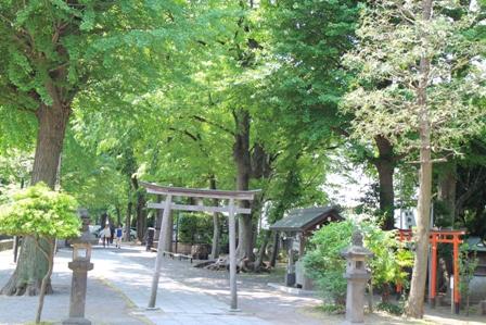 平塚神社1