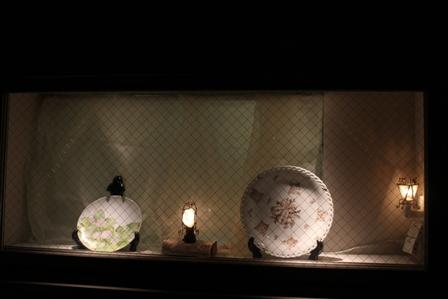 灯り窓(夜)