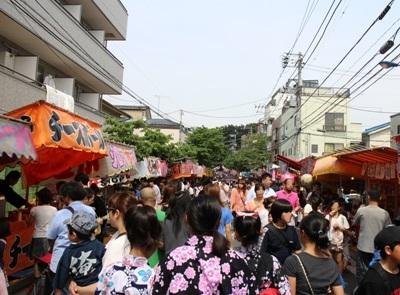 富士祭礼2
