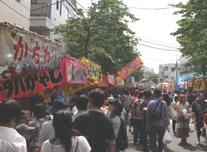 富士祭礼1