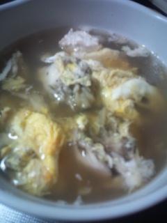 まいたけスープ