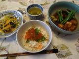6月の料理和食(助手 縮小)