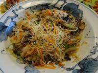 牛肉と野菜の和え物(縮小)