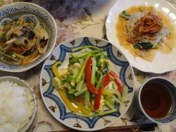 7月の料理中級(中華)(縮小)