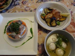 9月の料理中級和食(縮小)