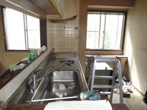キッチン取り壊し2(縮小)
