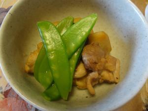 鶏と里芋の煮物(縮小)
