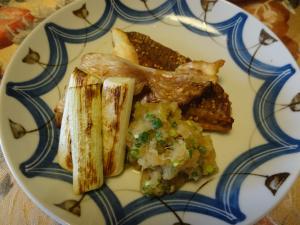 白身魚の南蛮焼き(縮小)
