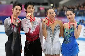 NHK杯2012メダリスト