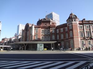 東京駅(縮小)