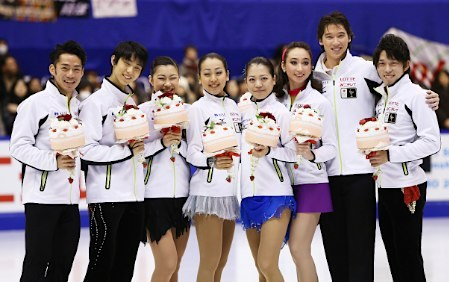 2013世界選手権代表決定