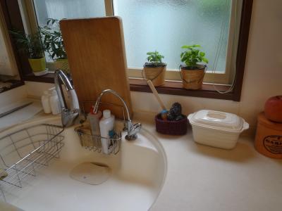 キッチン掃除(1)縮小