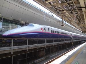 新幹線(縮小)