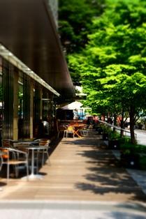 虎ノ門あたりのカフェ