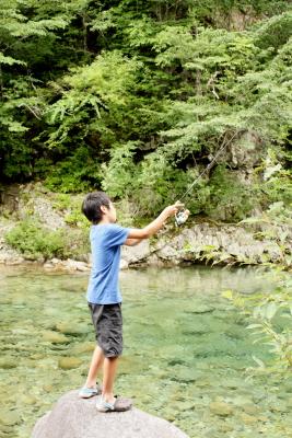 森きち 釣り