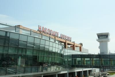 1日目 函館空港
