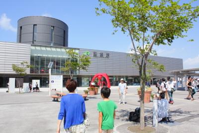 1日目 函館駅