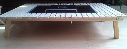 新テーブル 高さ 190×幅 850×奥行き 600