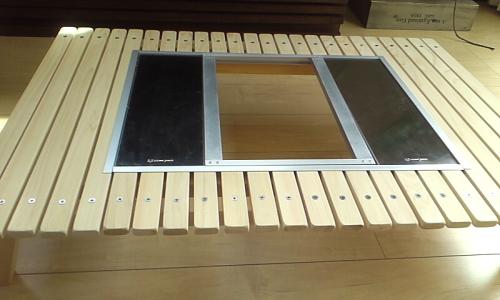 新テーブル セッティング2