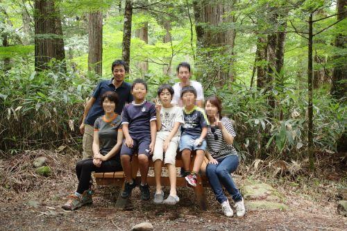 森きち2 3日目 集合写真