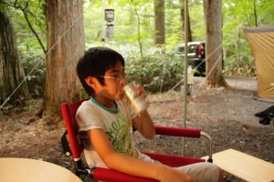 森きち2 銀缶