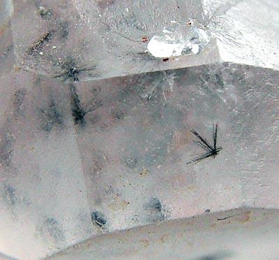No.451 ホランド鉱入り水晶