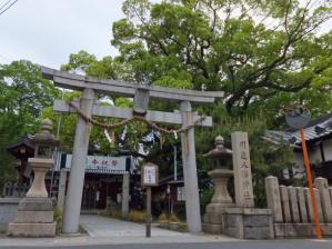 川邊八幡神社