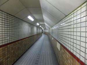 安治川トンネル
