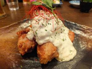 鶏唐タルタル