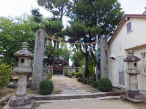 小楠公墓所