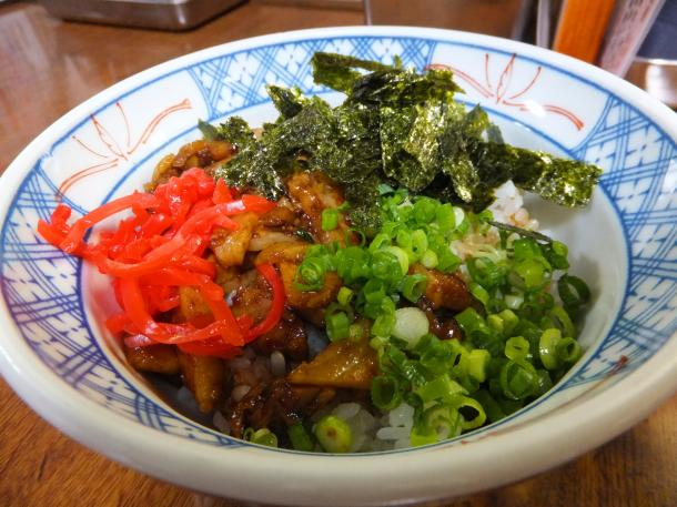 焼豚丼(小)