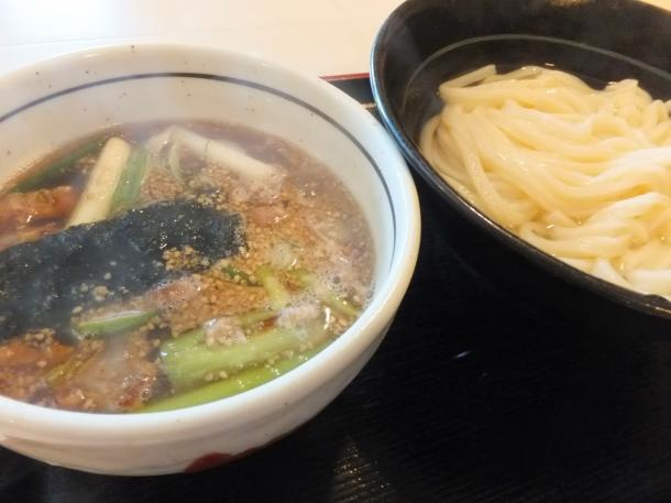 ホルモンつけ麺