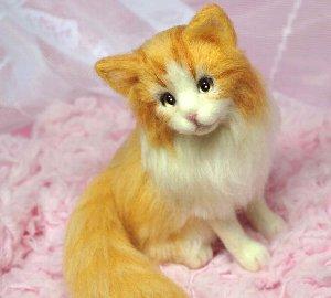 メインクーン猫白茶12-10 062