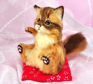 ソマリ招き猫001