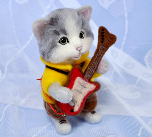 2猫+プードル130708-2 032