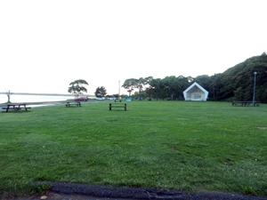 浜頓別 クッチャロ湖キャンプ場