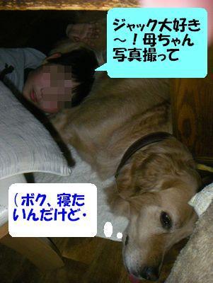ジャック大好き〜