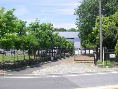瑞穂エコパークのドッグラン