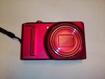 Nikon coolpixS9100