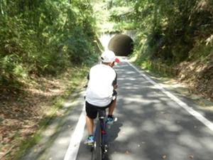 サイクリング専用路