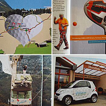 ドイツのゴルフ雑誌