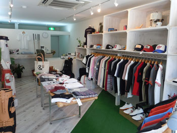 広島県TIMELESS 様で当店商品をお取り扱い頂いております