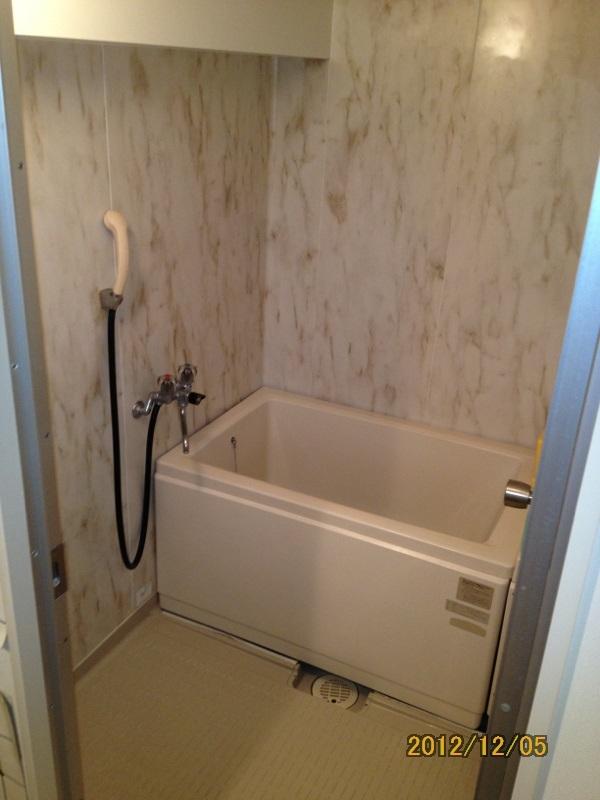 工事前:浴室全体-(ブログ)